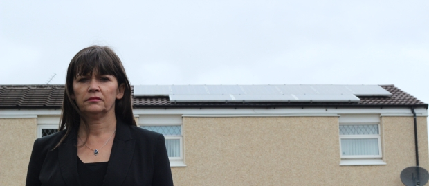 Clare Haughey MSP - Solar Panels