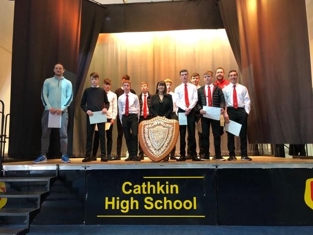 Clare Haughey MSP - Cathkin High