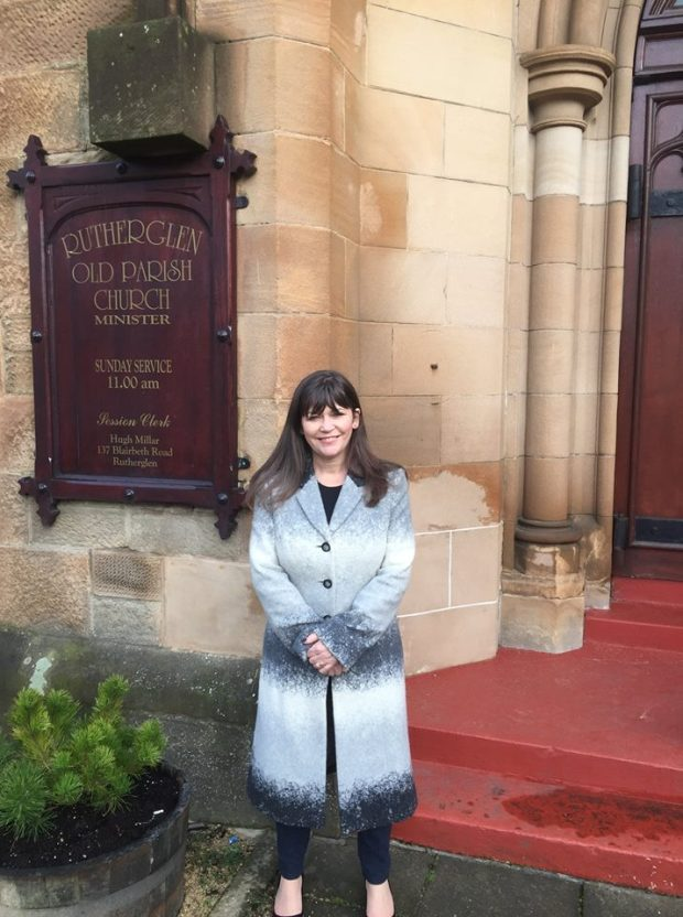 Clare Haughey MSP - Rutherglen Old Parish Church