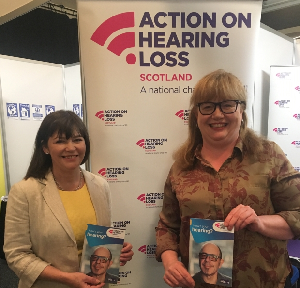 Clare Haughey MSP - Hear to Inform and Connect Apr 19