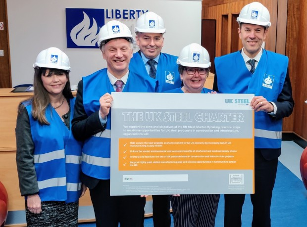 20190529 - Scottish Government, UK Steel Charter